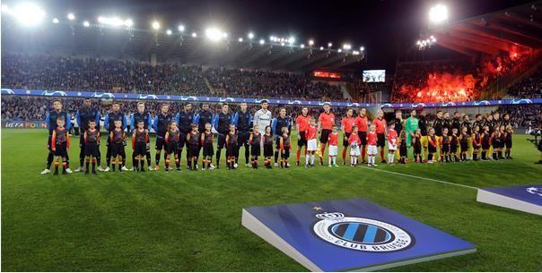 Club Brugge door het slijk gehaald door Duitsers: Onverzorgd tweedeklassevoetbal