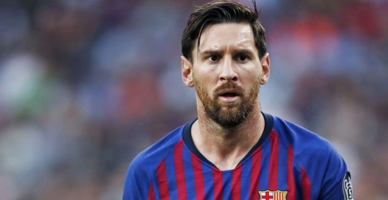 Leo Messi, candidato a llevarse este premio tras su actuación ante el PSV
