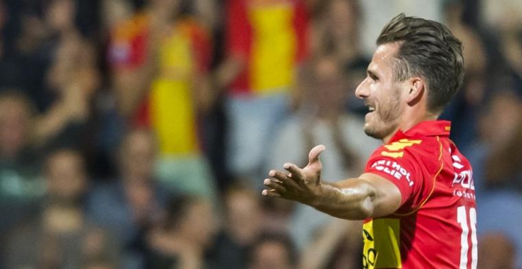 'KNVB onderzoekt wissel van Go Ahead-speler Van Moorsel tegen MVV'