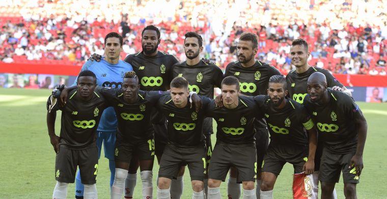 Standard gaat meteen met de billen bloot in eerste Europa League-match