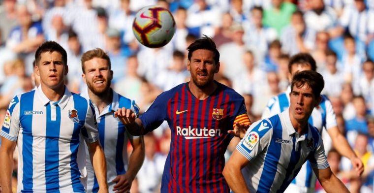 CONVOCATORIA l La Real Sociedad presenta su lista para viajar a Huesca