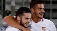 Imagen: CONVOCATORIA l La lista del Sevilla para debutar en la Europa League