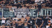 Imagen: Dos aficionados del Chelsea, heridos en Grecia antes del debut europeo