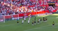 Imagen: GOL | Ever Banega adelanta al Sevilla con un golazo de falta