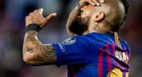 Imagen: Arturo Vidal hace público que cada día se encuentra mejor en el Barça