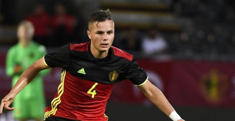 """Vanheusden kreeg zijn kans tegen Sevilla: """"Ik was net blij"""""""