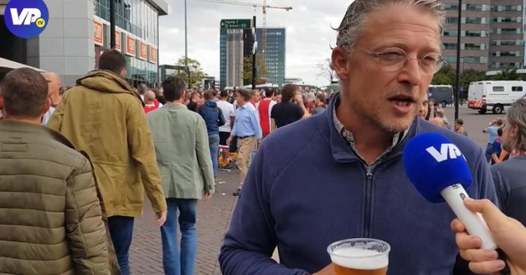 'Ik vind dat wij verder zijn dan PSV, zij zijn meer van het geluk'