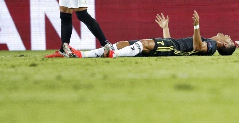 Cristiano vio que ya no tiene la protección del Madrid