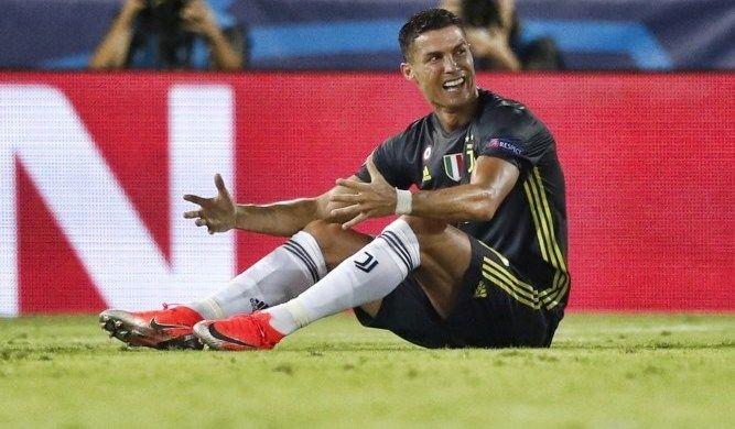 """En Italia atizan a los árbitros y el Madrid: """"CR7 no tiene la misma protección"""