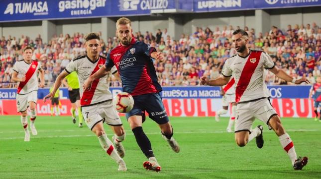 CONFIRMADO | Los XI's de Huesca y Real Sociedad para el choque de El Alcoráz
