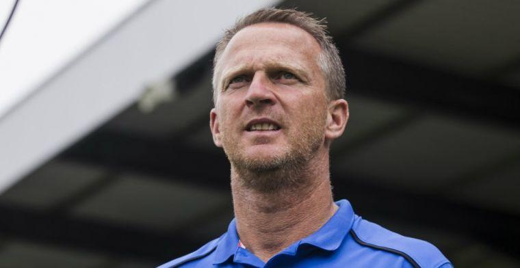 Van den Brom: 'Zijn talent, kwaliteit en persoonlijkheid gaan we missen'