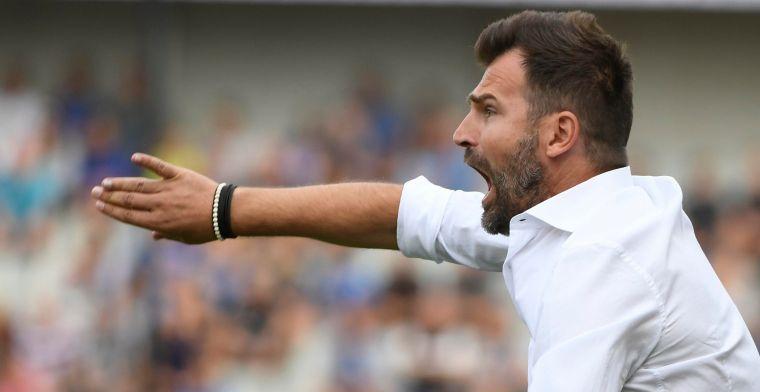Leko gebrand op goed resultaat tegen Gent: 'Niemand spreekt nog over dinsdag'
