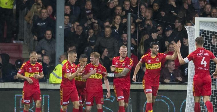 Keuken Kampioen Almere : Go ahead koploper keuken kampioen divisie duur puntenverlies
