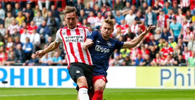 Spelersbattle: Ajax wint slag op middenveld en verslaat PSV met kleinste verschil