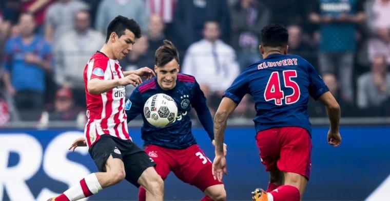 'Ajax speelt niet gelukkig in Eindhoven, dus ik geef het voordeel aan PSV'