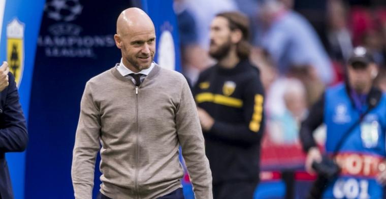 Slecht Ten Hag-nieuws voor Veltman: 'Zij zijn het beste om Ajax te presenteren'
