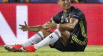 """Imagen: En Italia atizan a los árbitros y el Madrid: """"CR7 no tiene la misma protección"""""""