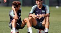 Imagen: CarlEs Aleñá ya no baja al Barça B: se queda en el primer equipo