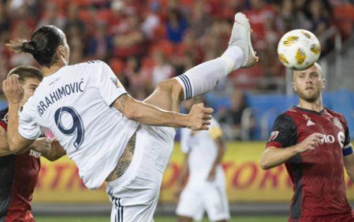 Afbeelding: 'Íbrahimovic twijfelt ondanks doorlopend contract over nóg een seizoen in de VS'
