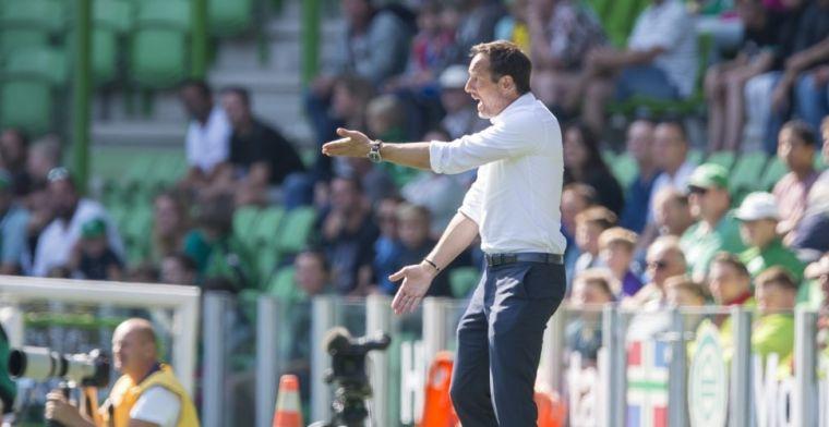 Bekritiseerde Eredivisie-trainer reageert: 'Samen Champions League gekeken'