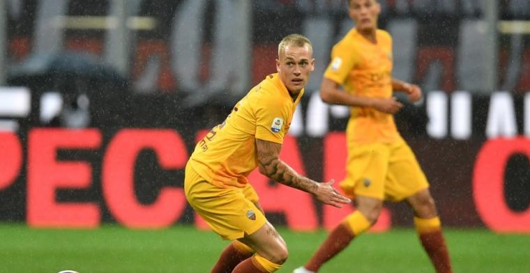 'Karsdorp uit AS Roma-selectie gezet na stevig incident met trainer in Bernabeu'