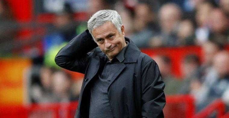 Mourinho baalt van United-spelers: 'We verdienen het om gestraft te worden'
