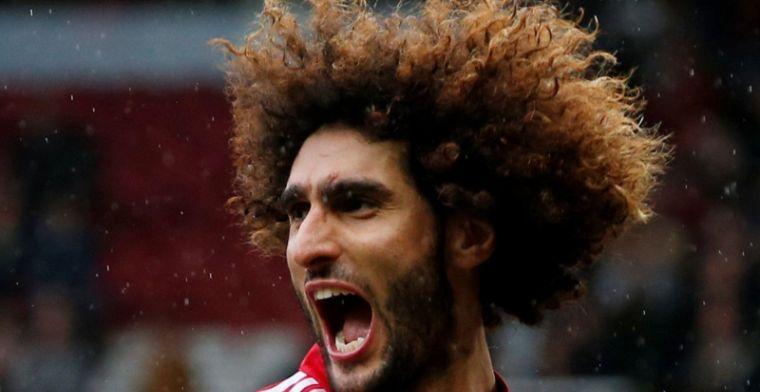 In zesde seizoen op Old Trafford bereikt Fellaini eindelijk knappe mijlpaal