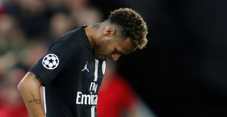 'We spreken zijn naam thuis niet uit. Neymar is de Kim Kardashian van het voetbal'