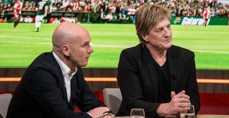 Kieft: 'Tegen fatsoenlijke teams kun je niet met De Jong-Blind achterin aankomen'