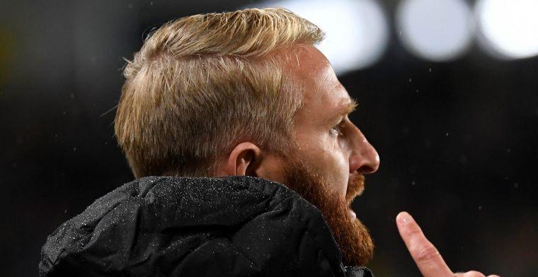 Eerlijkheid bij Antwerp: Die eerste nederlaag van het seizoen komt vrij hard aan