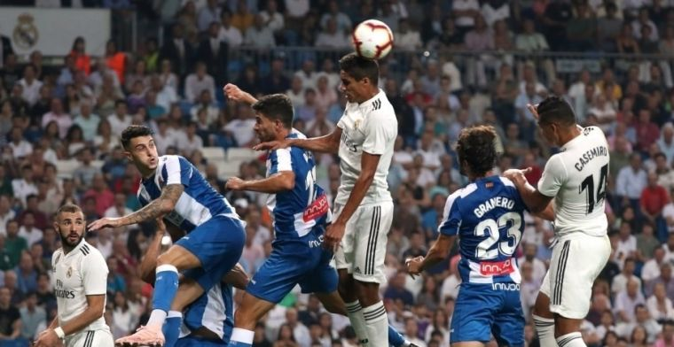 Varane: No vamos a ganar 5-0 cada partido, vamos a sudar
