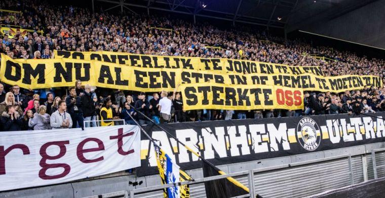 El Khayati wederom belangrijk: ADO snoept punt af van Vitesse in Arnhem