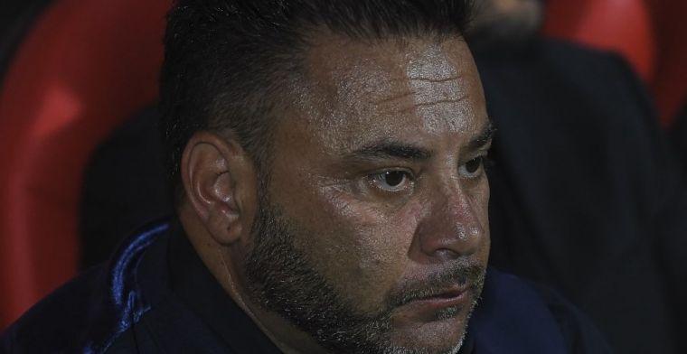 Antonio Mohamed no se anda con rodeos tras el empate ante el Valladolid