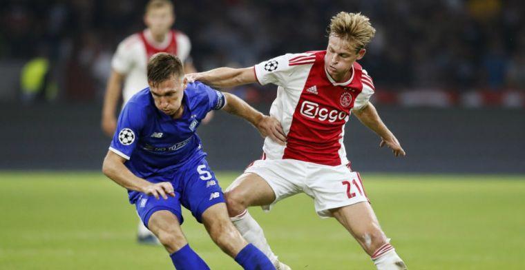 Frenkie de Jong had bijna voor PSV gespeeld: Ajax won strijd met 'faire deal'