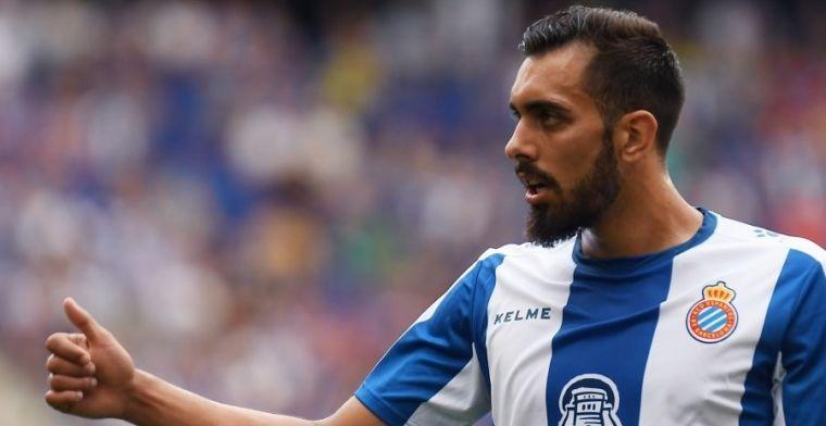 Borja Iglesias cree que el fútbol está cambiando, va hacia el negocio