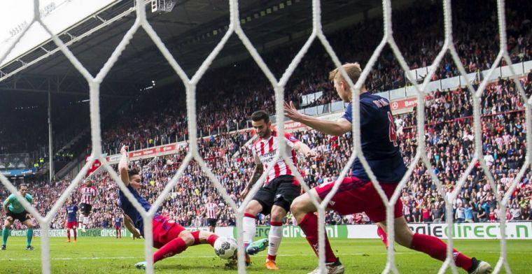 'Huntelaar en De Ligt grote vraagtekens, vrij spel in de lucht lonkt voor PSV'