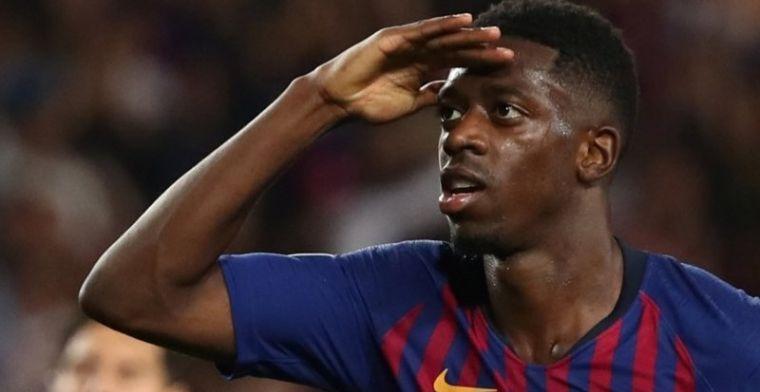 Dembélé se queda sin el mejor gol de la jornada de Champions por una bestialidad de Icardi