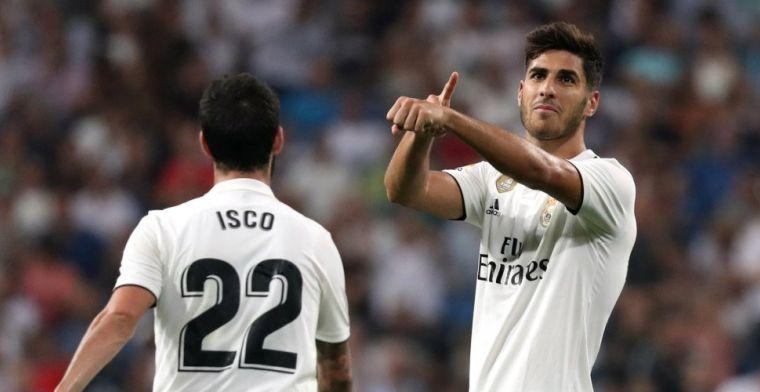 Real Madrid dankt videoscheidsrechter en boekt minimale zege op Espanyol