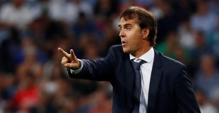 CONFIRMADO | Julen Lopetegui rota para recibir al RCD Espanyol