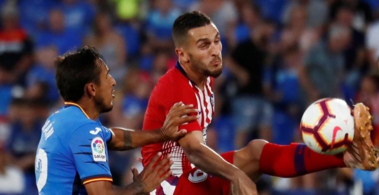 Koke admite que en el Atlético solo pensaban en trabajar y ganar