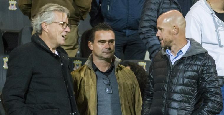 Ten Hag ziet in Lozano een Ajax-versterking: 'Hij speelt ook met zijn hart'