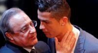Imagen: Florentino Pérez reconoce que sacaron lo que pudieron a un Cristiano que quería irse