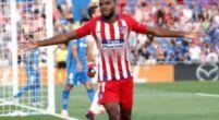 Imagen: CRÓNICA | Thomas Lemar apareció en el Coliseum y el Atlético no falla