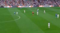 Imagen: GOL | Marco Asensio adelanta al Madrid y el VAR tarda dos minutos en darlo