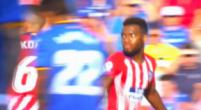 Imagen: GOL | El tirazo de Lemar para adelantar al Atlético en el Coliseum