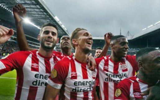 Afbeelding: VP's Elftal van de Week: PSV heeft kwartet met back, middenvelder en aanvallers