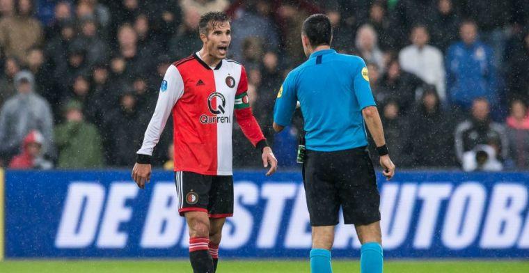 Van Persie bezorgt Advocaat vervelend Utrecht-debuut met doelpunt in slotfase