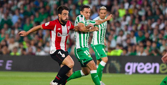 CRÓNICA | Empate acalorado entre Betis y Athletic Club
