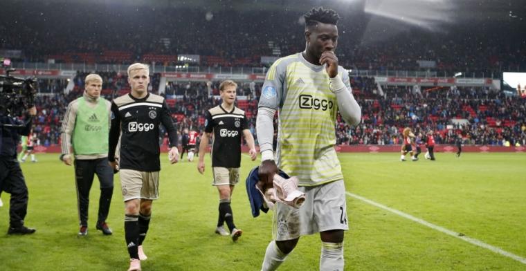 Kieft laakt Ajax: Dan heb je iets meer respect voor de tegenstander
