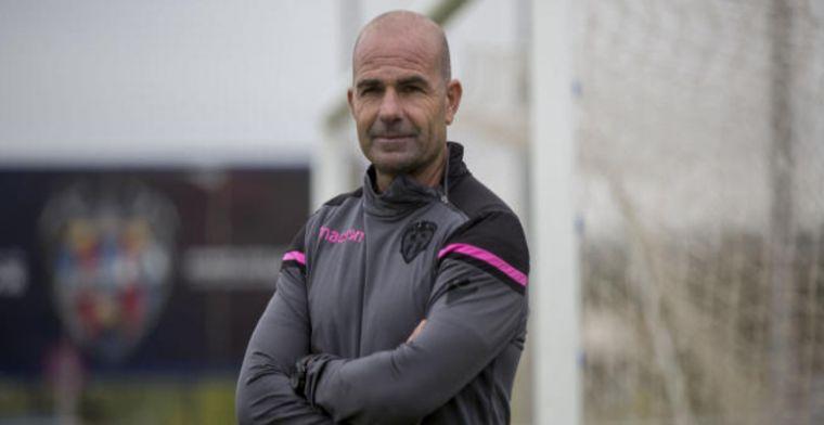 Paco López: Este equipo nunca bajará los brazos